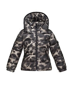 Moncler - Girl's Bady Puffer Jacket