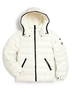 Moncler - Girls Bady Puffer Coat