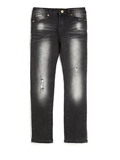 7 For All Mankind - Girl's Slim Illusion Jeans