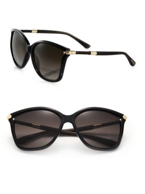 Tatti 58MM Oversized Square Sunglasses