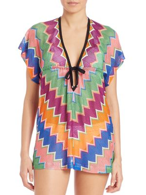 Short Knit Caftan plus size,  plus size fashion plus size appare