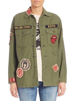 Rolling Stones 1975 Jacket