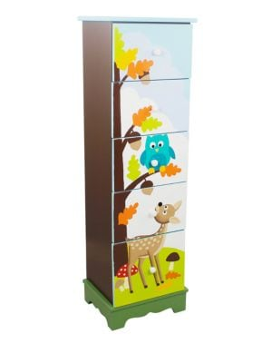 Enchanted Woodland 5-Drawer Cabinet