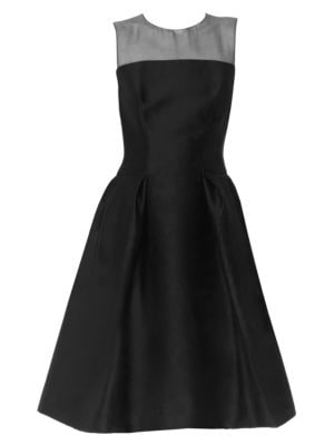 Icon Colleciton Sleeveless A-Line Cocktail Dress