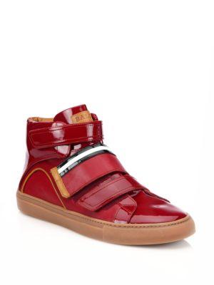 Herick Mid-Top Sneakers