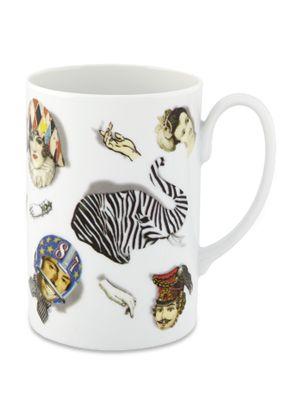 Love Who You Want Porcelain Mug
