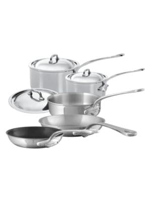 M'Cook Eight-Piece Stainless Steel Set 0400088399406