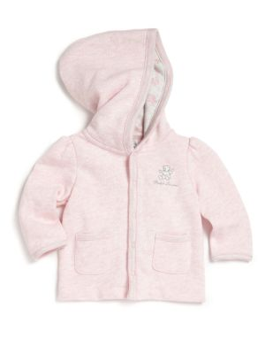 Baby's Hooded French Terry Jacket