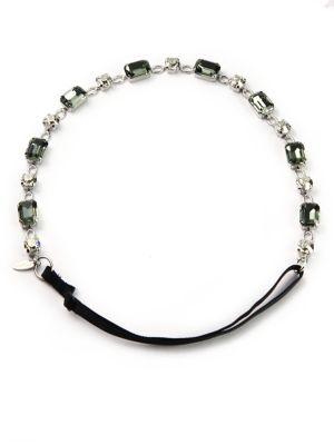 L. ERICKSON Kora Swarovski Crystal Headwrap