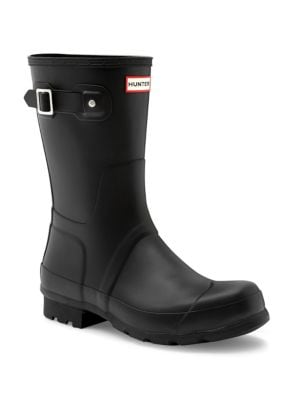Men's Original Short Waterproof Rain Boots
