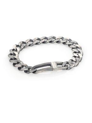Grumette Silver Bracelet