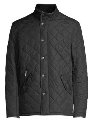 Lighteight Quilted Jacket