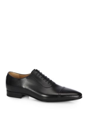 gucci male drury leather oxfords