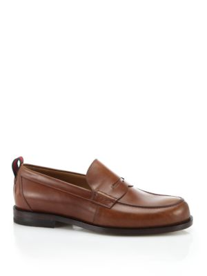 Tobias Leather Loafers