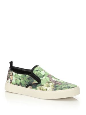Dublin Bloom Slip-On Sneakers