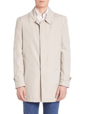 Double-Face Trench Coat