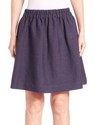 Anasazi Shirred Skirt
