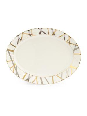 Mulholland Large Porcelain Platter