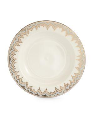 Pickfair Porcelain Soup Plate