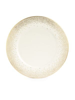 Trousdale Gold Charger Dinner Plate