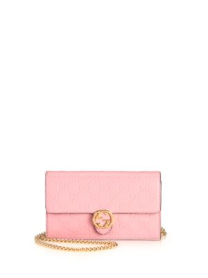gucci female 198328 miss gg chain wallet