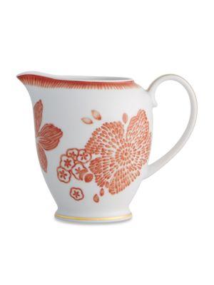 Coralina Porcelain Milk Jug