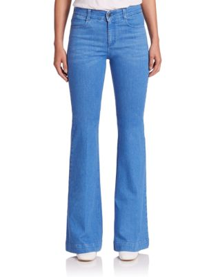 The 70s Flared Jeans