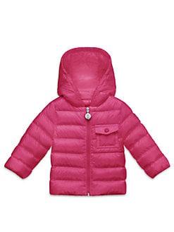 Moncler - Baby's Milou Lightweight Puffer Jacket