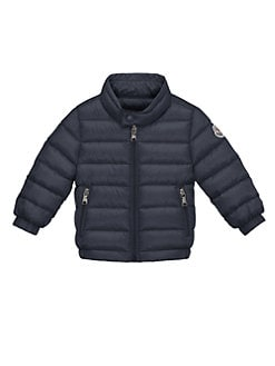 Moncler - Baby's & Toddler Boy's Acorus Giubbotto Down Puffer Jacket