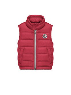 Moncler - Baby's Amaury Lightweight Gilet