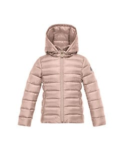 Moncler - Toddler's & Little Girl's Iraida Lightweight Puffer Coat