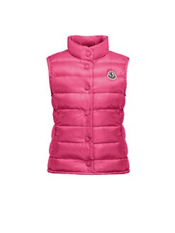 Moncler - Toddler's & Little Girl's Liane Lightweight Gilet