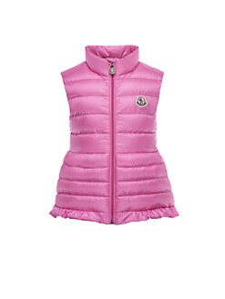 Moncler - Toddler's & Little Girl's Cherame Lightweight Gilet