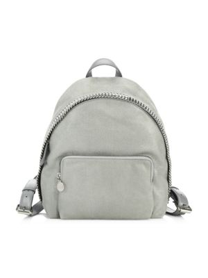 Falabella Small Faux Leather Backpack