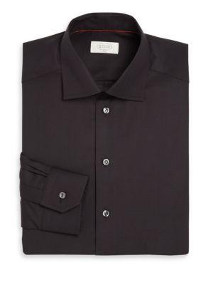 ETON OF SWEDEN York Slim-Fit Twill Dress Shirt