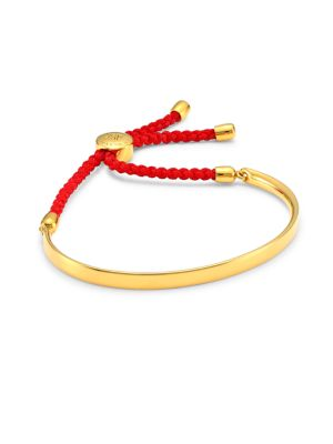 Fiji 18K Gold-Plated Vermeil Chain Bracelet