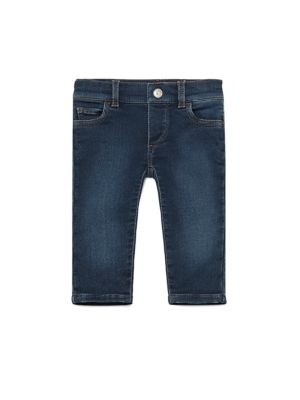 gucci baby babys felted jersey jeans