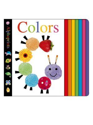 Alphaprints: Colors Book