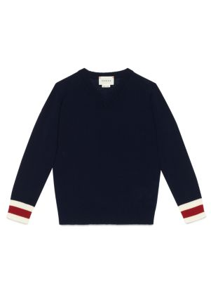 gucci boys little boys boys merino wool sweater