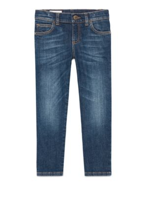 gucci boys little boys boys stretch skinny jeans