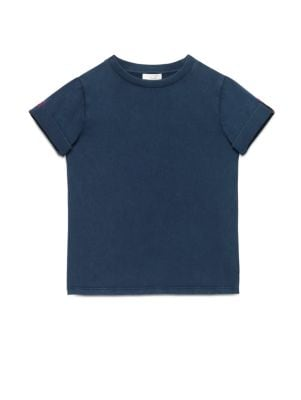 gucci boys little boys boys star web cotton tee