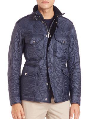 Garrington Quilted Jacket