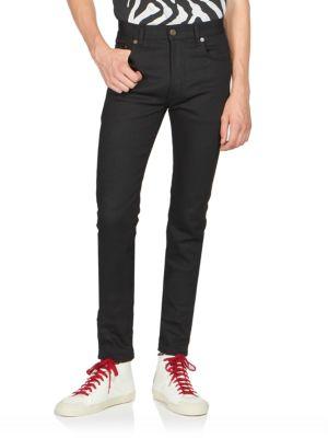 Skinny Stretch-Cotton Jeans
