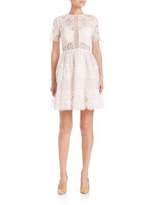 Luciana Lace Dress