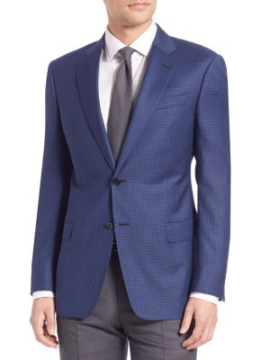 Image of Wool Houndstooth Sportcoat