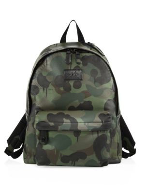 Camouflage Campus Backpack
