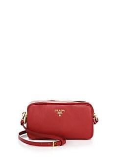 dark blue purse - Prada | Handbags - Handbags - Crossbody Bags - Saks.com