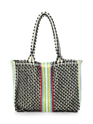 Liscia North South Tote