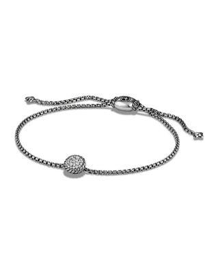 Petite Bracelet with Diamonds