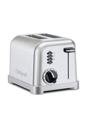 Metal Classic Two-Slice Toaster